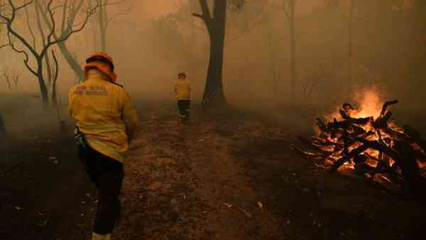 AUDIO: Volunteers struggling to cope with post-traumatic stress as bushfires rage on - PM - ABC Rad…