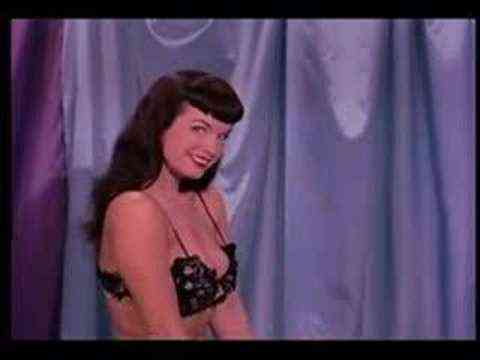 People Are Still Having Sex (with Betty Page) mash-up