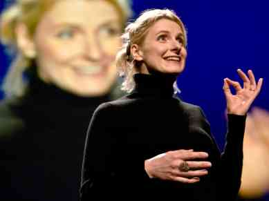 Elizabeth Gilbert on nurturing creativity | Video on TED.com