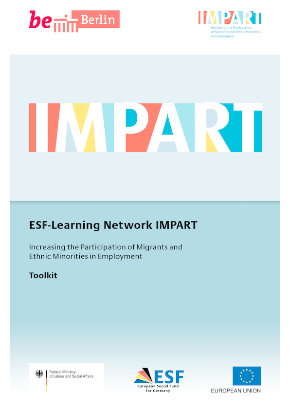 IMPART – Increasing the Participation of Migrants and Ethnic Minorities in Employment