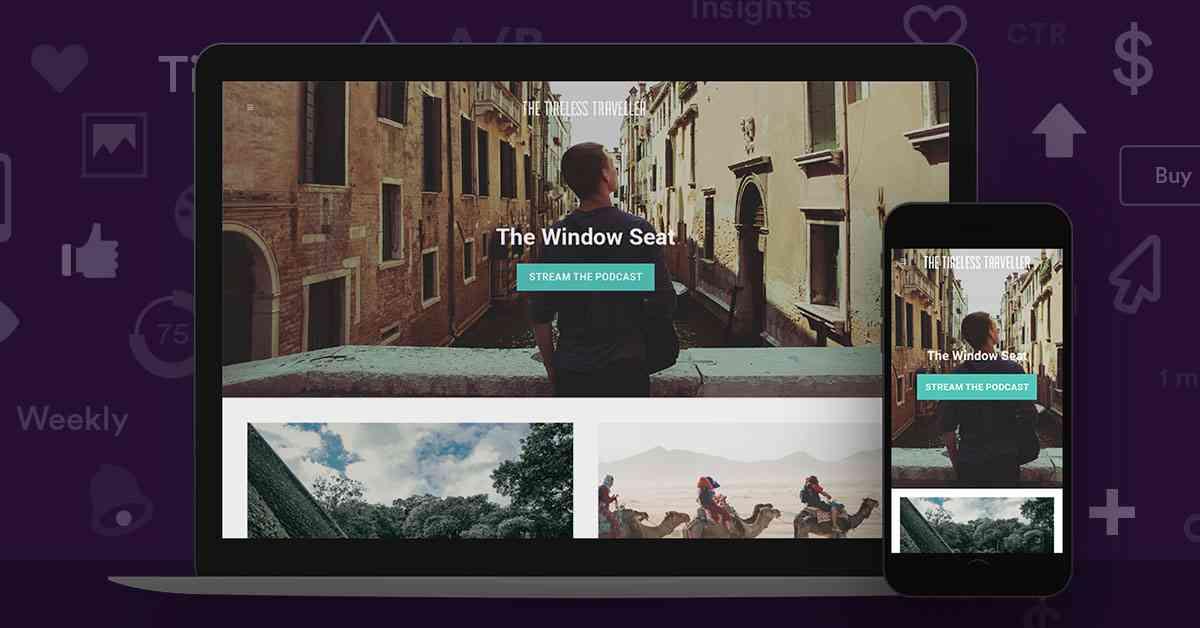 Verst: Build Professional Websites and Blogs