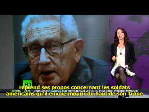 Les crimes de Kissinger S/T (25 Mars 2014)