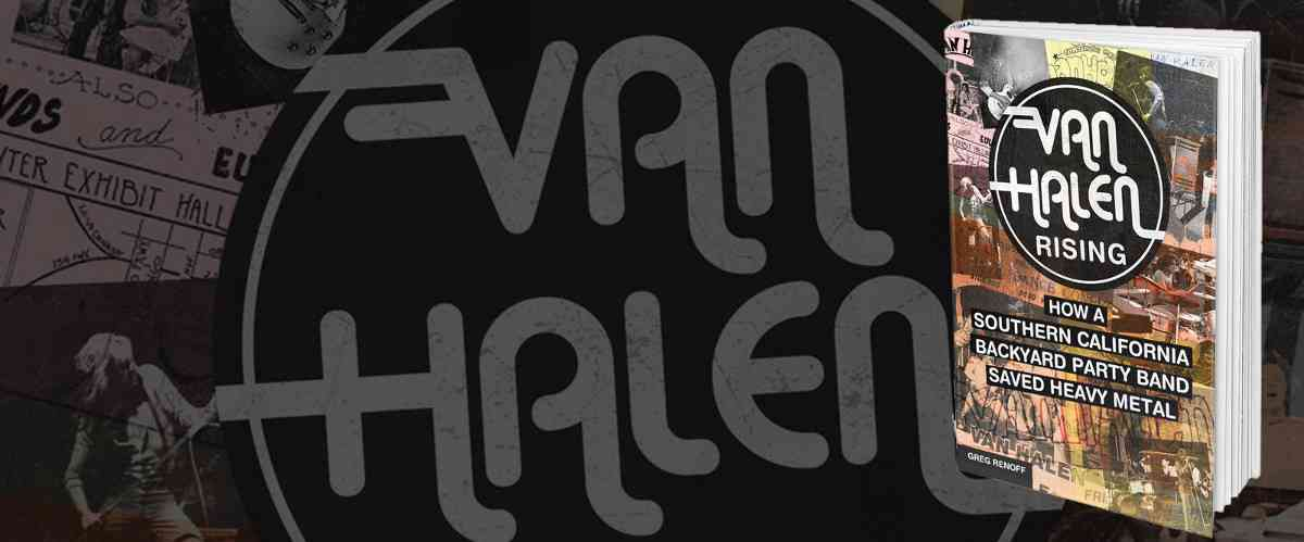 Van Halen Rising: Can't Get This Stuff No More - Garth Jones - Medium