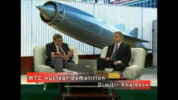Dimitri Khalezov - WTC Nuclear Demolition [Complete / Full Length] - YouTube