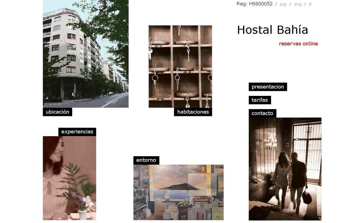 Pension San Sebastián Hostal Bahia Dormir Aloja...