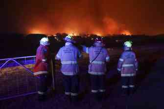 News: Australia fires: Labor's Mike Kelly calls for national civil service in disaster response