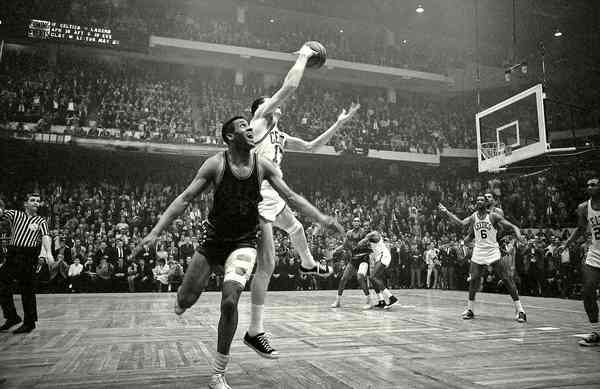 Havlicek steals the ball! (1965)