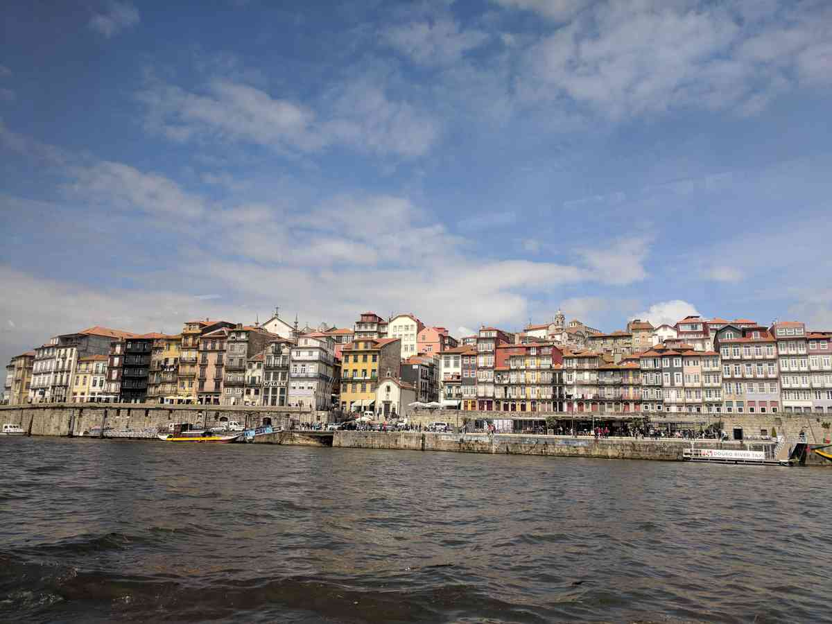 02. Porto, the Douro, and Foz