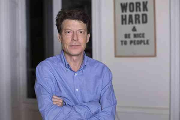 Laurent Alexandre: «Les élites ne veulent pas partager l'intelligence»