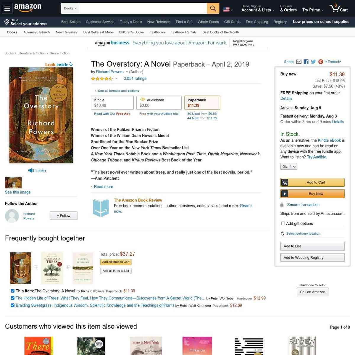 amazon.com/Overstory-Novel-Richard-Powers/dp/039335668X