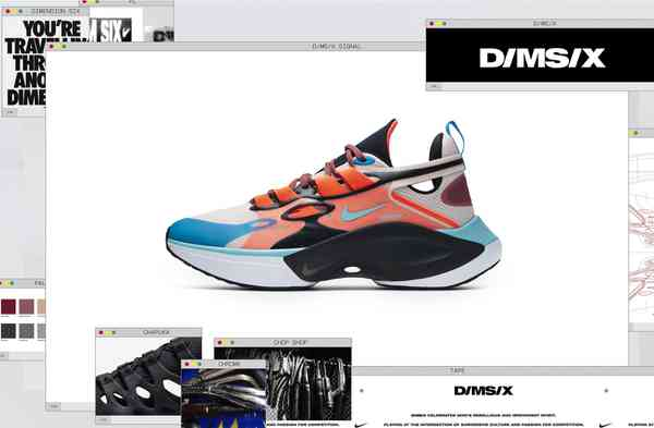 Nike Sportswear N. 354, THE10TH and DIMSIX Footwear - Nike News