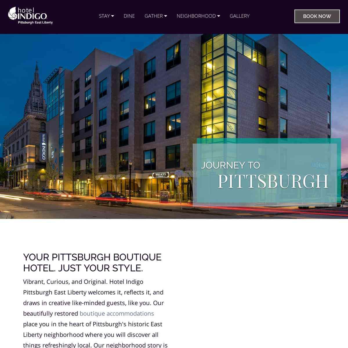 Hotel Indigo Pittsburgh