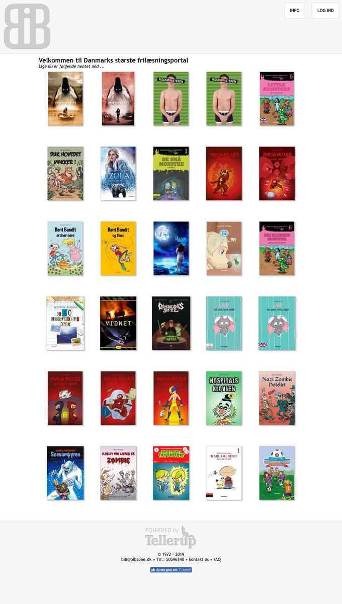 Læsbøgeronline.dk | Gratis bøger til begynderlæseren