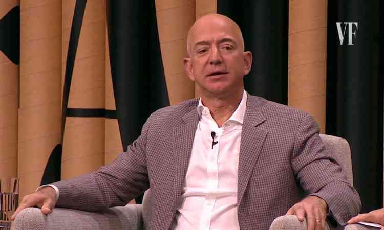 The Power of Jeff Bezos - Vanity Fair Videos - The Scene