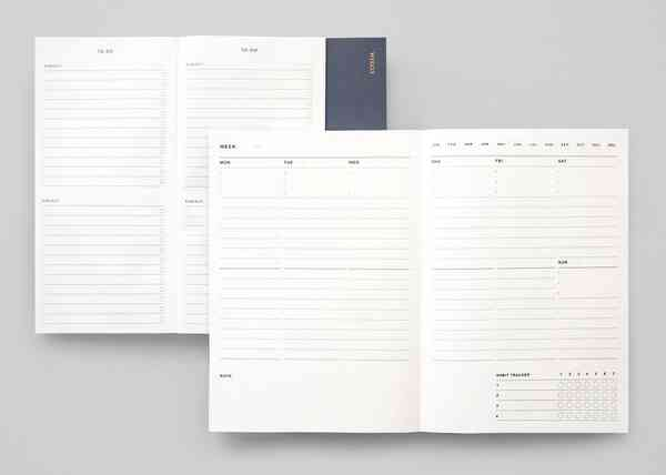 Two In One Planner