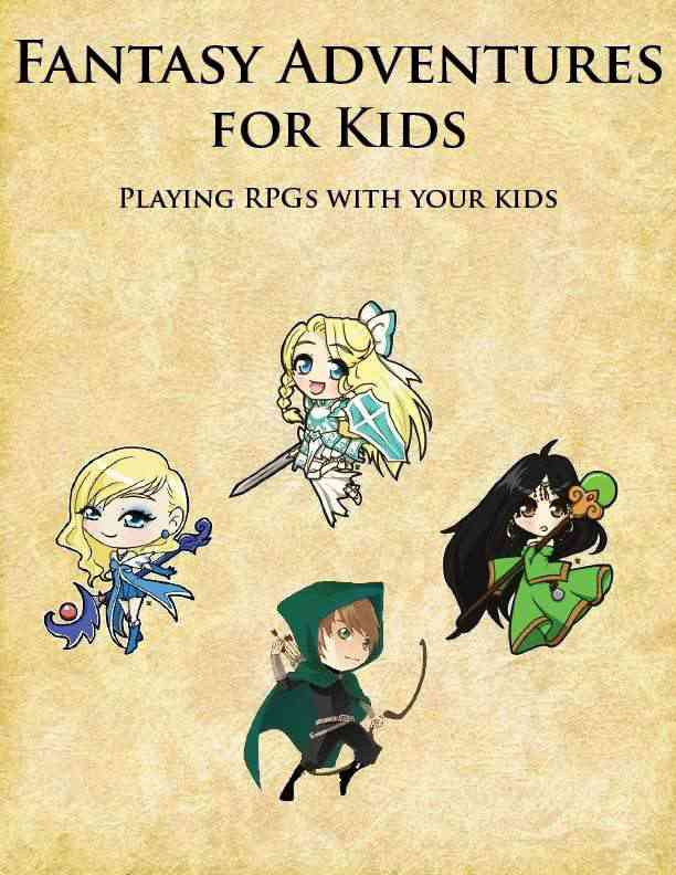 Game - Fantasy Adventures for Kids