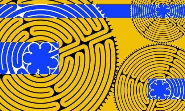 Le labyrinthe de Chartres - Eden Saga