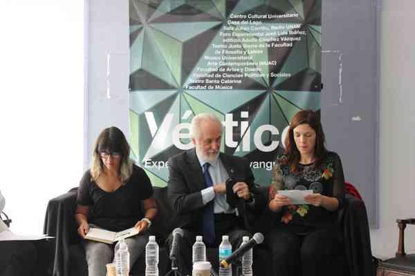 La garganta, el grito y la voz. María Antonia González Valerio, José Luis Díaz, Fernanda López…