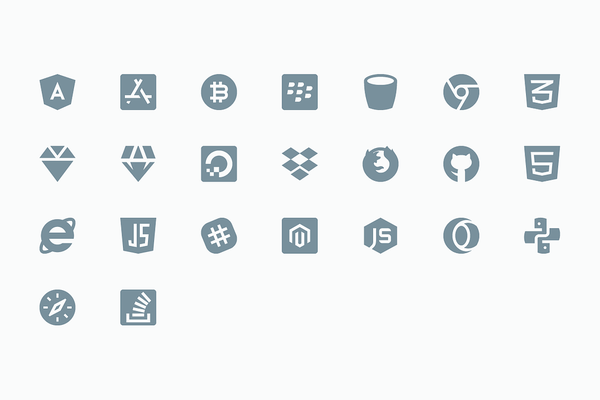 46 Development Brand Logos