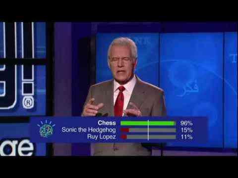 Jeopardy! IBM Watson Day 1 (Feb 14, 2011) Part 1/2