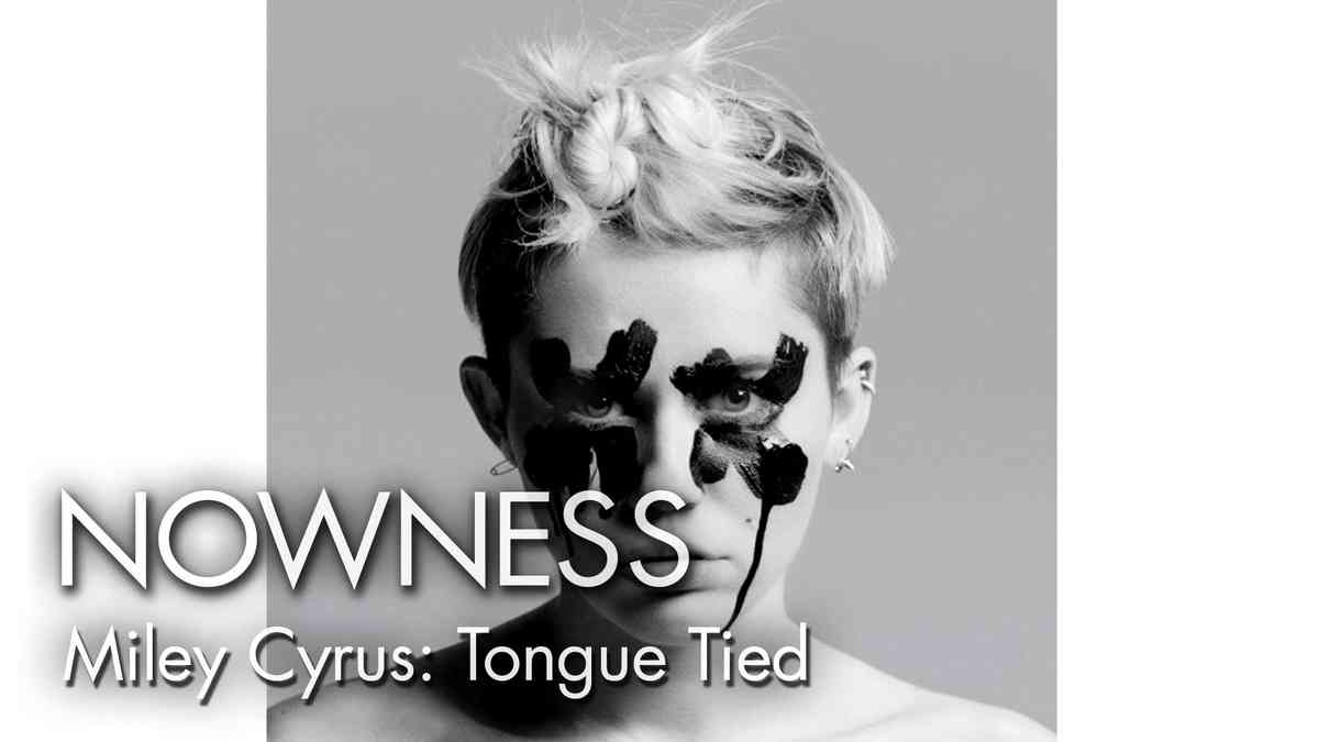 Miley Cyrus: Tongue Tied by Quentin Jones (Official Video)