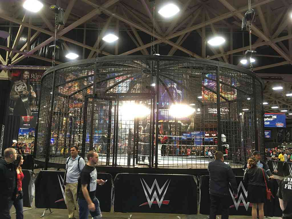 Axxess, NXT and the HoF