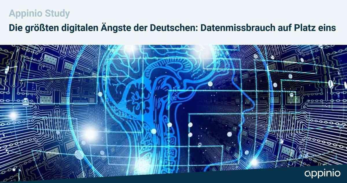 Studie: Die 10 größten Ängste der Deutschen zur Digitalisierung