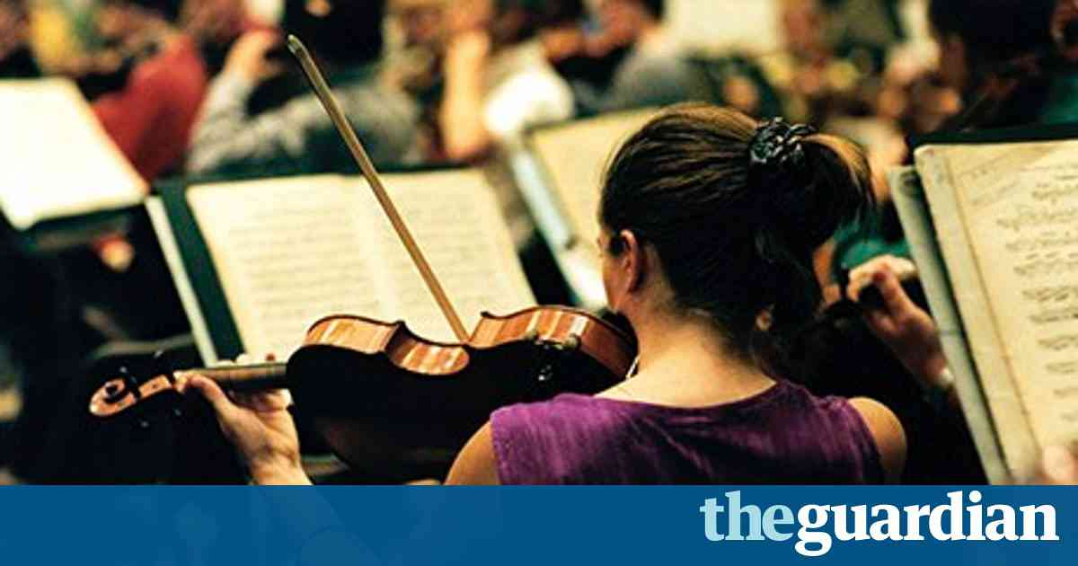 How blind auditions help orchestras to eliminate gender bias | Women in Leadership | The Guardian