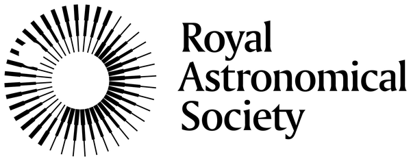 Brand New: New Logo and Identity for Royal Astronomical Society by Johnson Banks