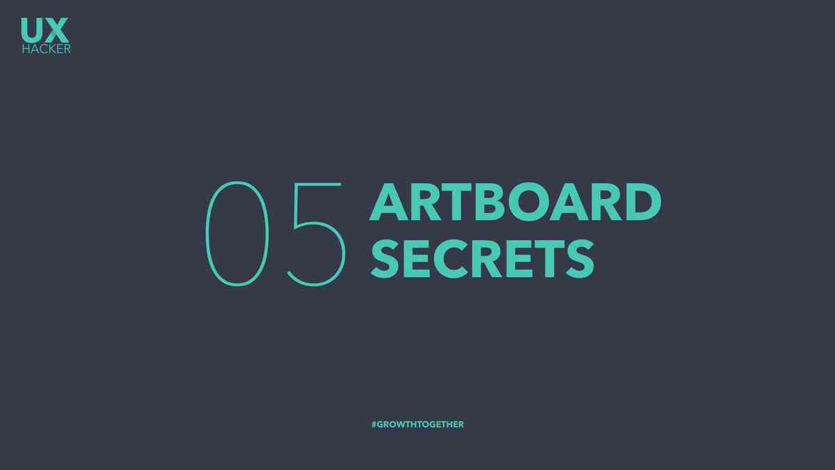 Sketch App Tutorials - 5 Secrets of Artboard You May Not Know - Sketch Tips/Tricks - Sketch 3.7 - Y…
