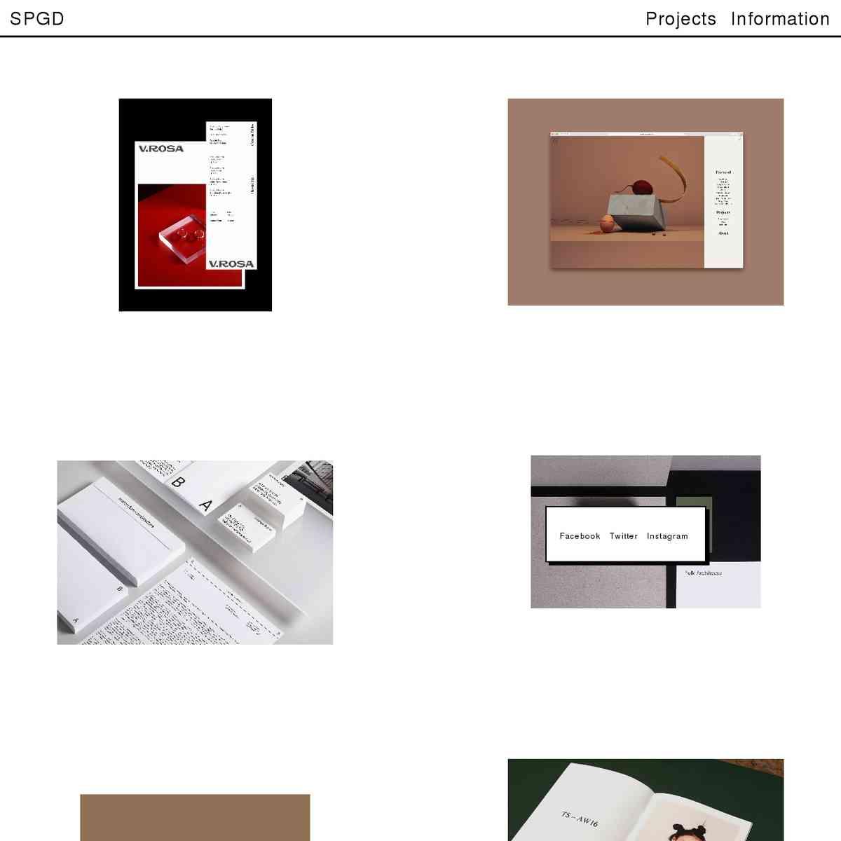 Office of SPGD | Creative Direction & Branding Agency | Melbourne
