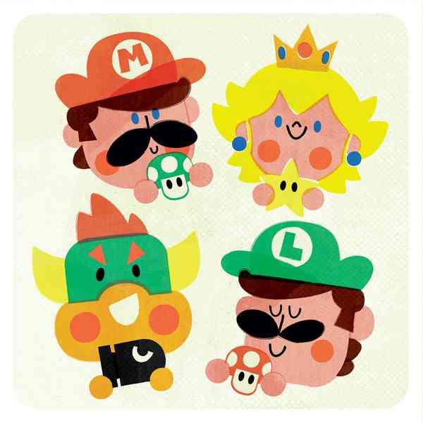 Fan Art   Mario