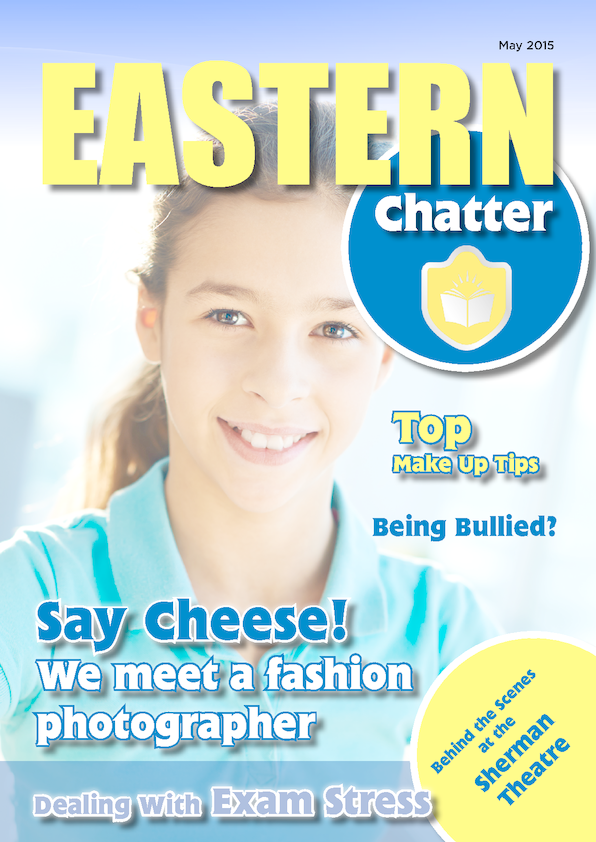 Eastern Chatter Magazine - Edition 1, May 2015