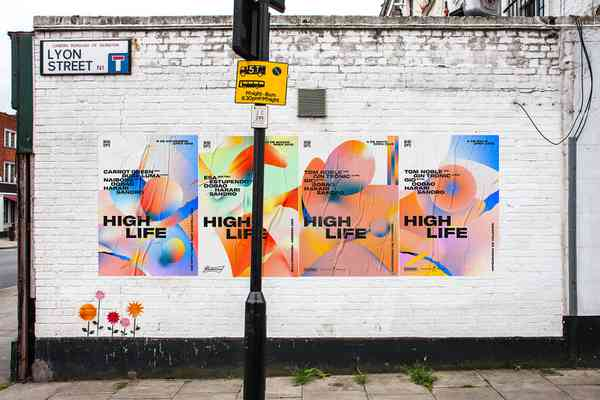 Highlife | Posters