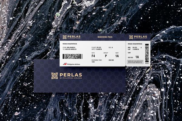 Perlas   Ticket