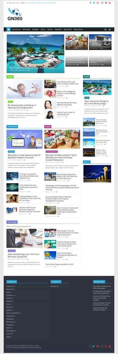GET NEWS 360