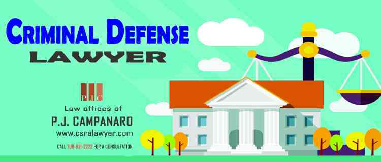 Criminal Defense Lawyer in Augusta, GA | PJ Campanaro