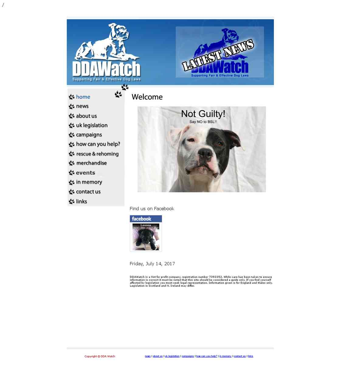 DDA Watch