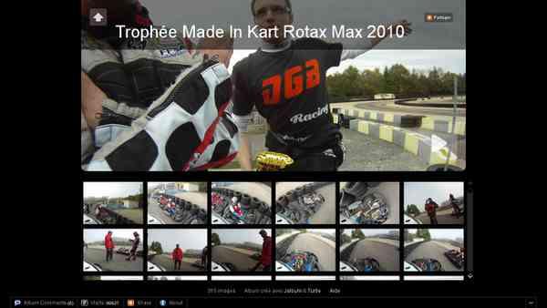 Trophée Made In Kart Rotax Max 2010