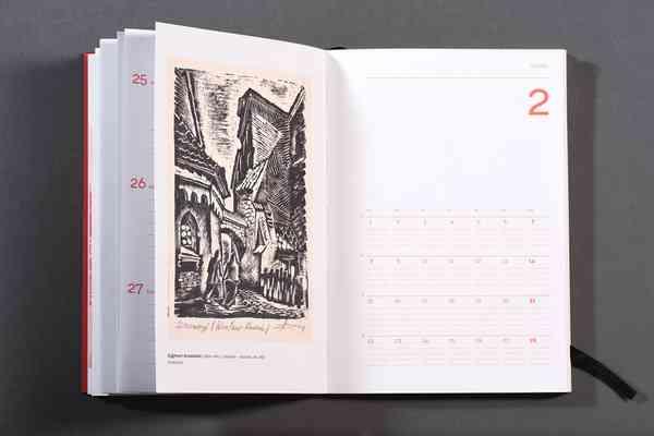 2021 Calendar Notepad