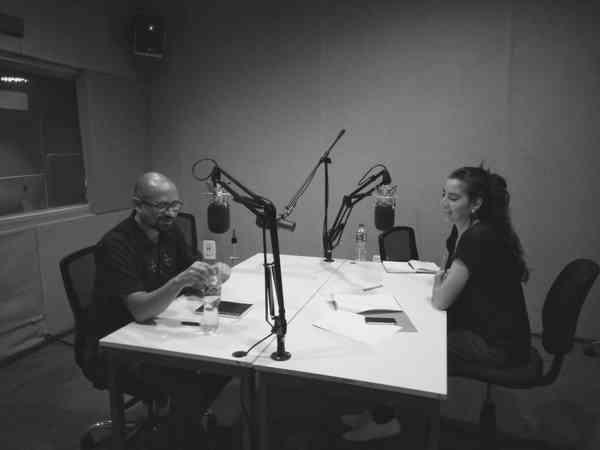 La garganta, el grito y la voz. Jorge Solís Arenazas y Cinthya García Leyva