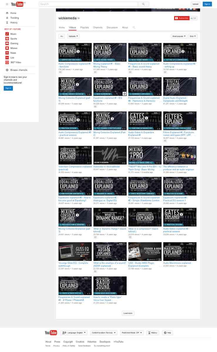 youtube.com/user/wickiemedia/videos?sort=p&view=0&flow=grid