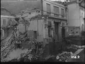 Inondations dans le Roussillon - Vidéo Ina.fr