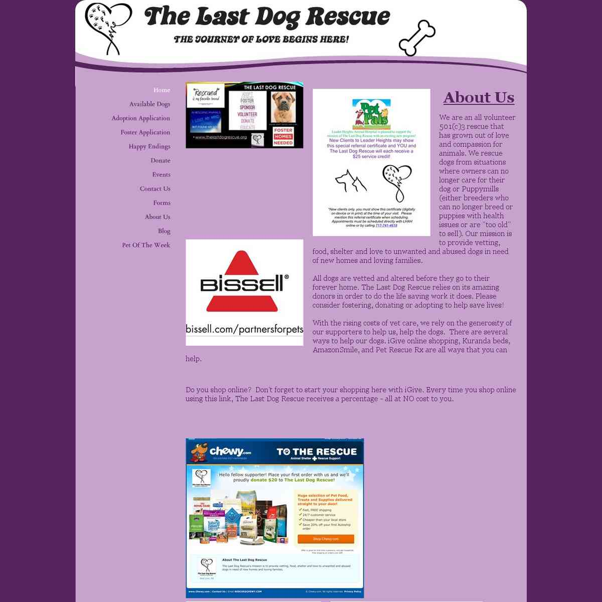 The Last Dog Rescue (PA)