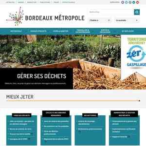 Tester le chatbot pour gérer ses déchets de Bordeaux Métropole