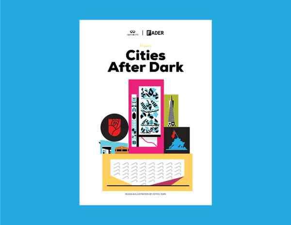 Cities After Dark — Matthew Hollister