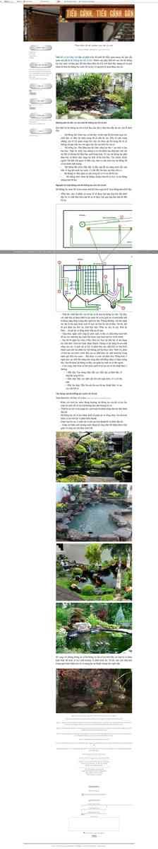 Tìm hiểu về hệ thống lọc hồ cá koi - nonbo