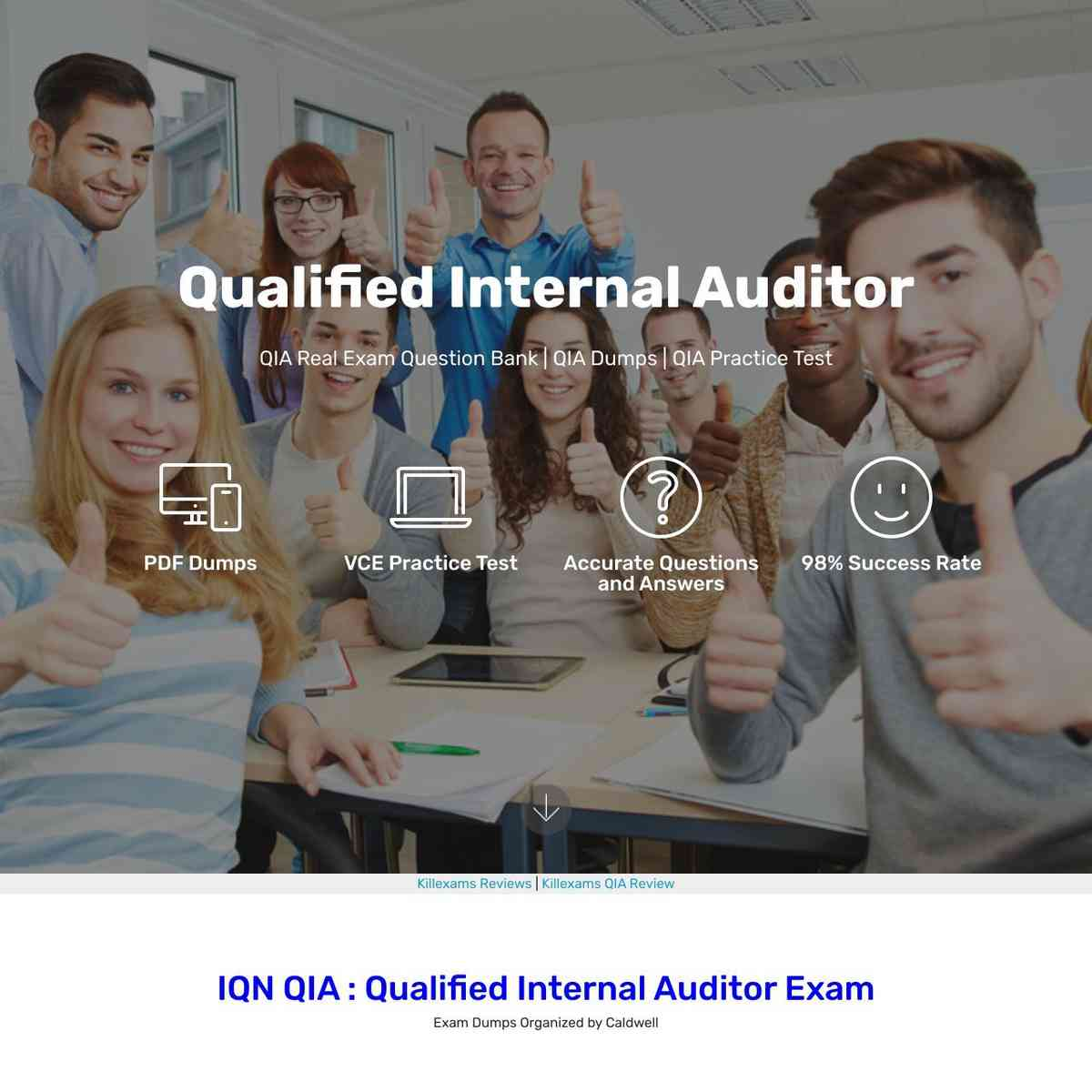 Finalize your QIA Exam Questions with these QIA Cheatsheet and PDF Download
