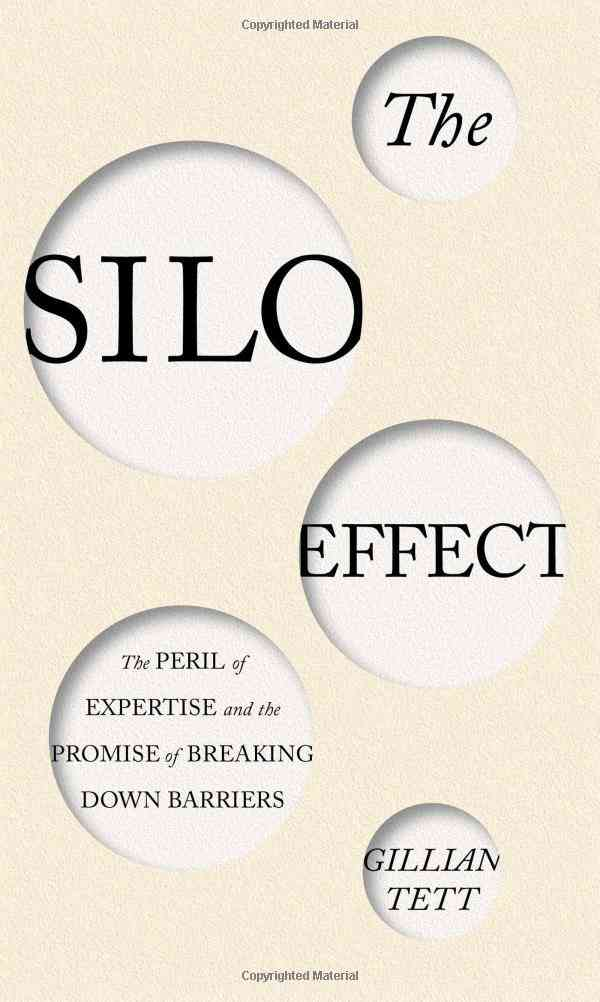 The Silo Effect: Why Every Organisation Needs to Disrupt Itself to Survive