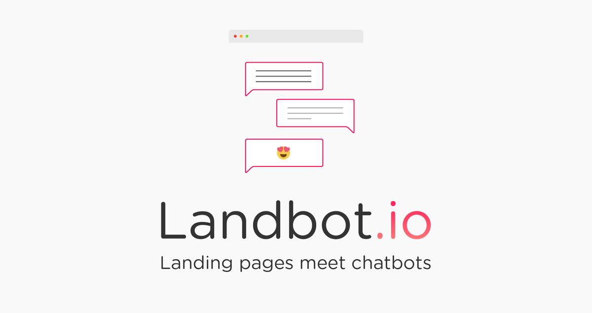 Landbot | Convert a Landing Page into a Chatbot